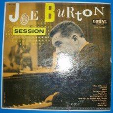 Discos de vinilo: JOE BURTON . Lote 37238202