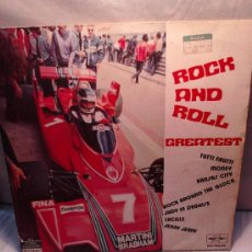 Discos de vinilo: VINILO 33RPM DOBLE- ROCK AND ROLL GREATEST -TUTTI FRUTTI -MONEY -1978. Lote 37238541
