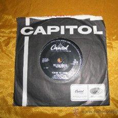 Discos de vinilo: THE BEACH BOYS. YOU´RE WELCOME / HEROES AND VILLAINS. CAPITOL EDICION INGLESA 1967. IMPECABLE. Lote 37239147