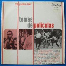 Discos de vinilo: TEMAS DE PELÍCULAS. Lote 37239334