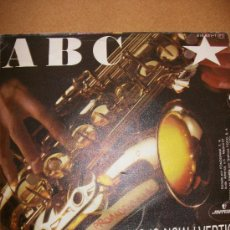 Discos de vinilo: EP ABC – THAT WAS THEN BUT THIS IS NOW -. Lote 37242804