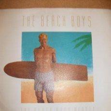 Discos de vinilo: EP THE BEACH BOYS – THE BEACH BOYS MEDLEY – BARBARA ANN – SURFIN USA, ETC – SPANISH EDIT. Lote 37242908