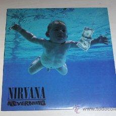 Discos de vinilo: NIRVANA - NEVERMIND RARO VER DESCRIPCION. Lote 37244996