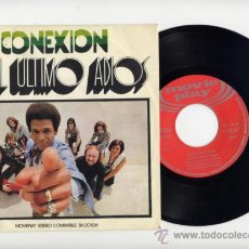 Discos de vinilo: CONEXION.45 RPM.EL ULTIMO ADIOS+I DON´T KNOW WHAT TO DO. LUIS COBOS.MOVIEPLAY AÑO 1971. Lote 37253365