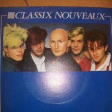 Discos de vinilo: EP CLASSIX NOUVEAUX – EL FINAL... O EL PRINCIPIO – THE END OR THE BEGINNING – CHEMIN CHAGRIN – SPANI. Lote 37254973