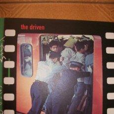 Discos de vinilo: EP THE DRIVEN – JESUS LOVES YOU MORE IF YOU CAN DRIVE – DEVIL – POLYDOR 1996 – VINILO ROJO. Lote 37255129