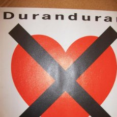 Discos de vinilo: EP DURAN DURAN – I DON'T WANT YOUR LOVE – EMI 1988 – SPANISH PRESS. Lote 37255210