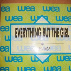 Discos de vinilo: EP EVERYTHING BUT THE GIRL – DRIVING – SPANISH PROMO -. Lote 37255562