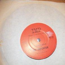 Discos de vinilo: EP THE IMPOSTER – PILLS AND SOAP – DEMON RECORDS. Lote 37256312