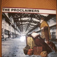 Discos de vinilo: EP THE PROCLAIMERS – LETTER FROM AMERICA – BAND VERSION – CHRYSALIS – 1987 . Lote 52124330