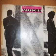 Discos de vinilo: EP THE MOTORS – LOVE AND LONELINESS - . Lote 37256488