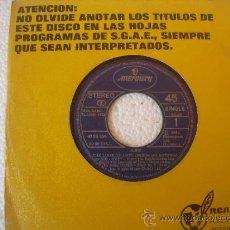 Discos de vinilo: ABC - THE LOOK OF LOVE SINGLE 45 RPM- 1982. Lote 37257091