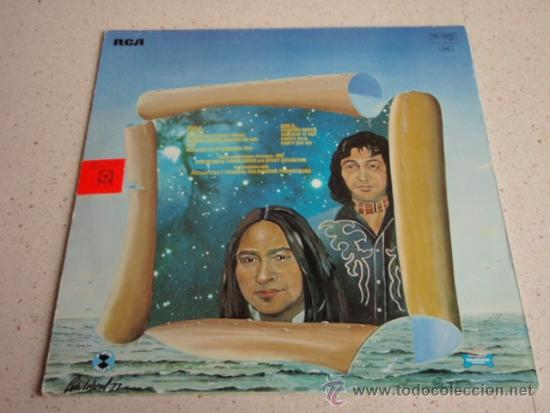 Discos de vinilo: REDBONE featuring PAT & LOLLY VEGAS ( CYCLES ) 1977 - GERMANY LP33 RCA - Foto 2 - 37259365
