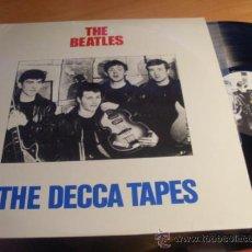 Discos de vinilo: THE BEATLES (DECCA TAPES ) LP UK 1985 (G-2). Lote 37272887