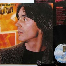 Discos de vinilo: JACKSON BROWN / HOLD OUT / ORIG. EDIT. USA !!!! EXCELENTE !!!!!!!!!!!!!!!!!. Lote 34507164