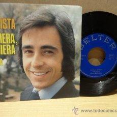 Discos de vinilo: JUAN BAUTISTA. QUISIERA, QUISIERA. SINGLE BELTER 1976. IMPECABLE. ****/****. Lote 37277222