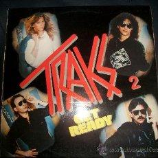 Discos de vinilo: LP - TRAKS - GET READY. Lote 37288956