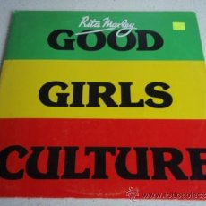 Discos de vinilo: RITA MARLEY ( GOOD GIRLS CULTURE - GOOD GIRLS RAP - GIRLS INSTRUMENTAL ) JAMAICA-1984. Lote 37292837