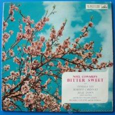 Discos de vinilo: NOËL COWARD'S - BITTER SWETT. Lote 37296713