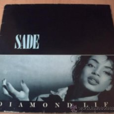 Discos de vinilo: SADE DIAMOND LIFE CBS 1984. Lote 236610085