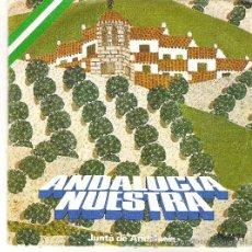 Discos de vinilo: 1 DISCO VINILO - 45 RPM - AÑO 1980 - JOSE UMBRAL - ANDALUCIA NUESTRA / CANTA ALTO ANDALUCIA. Lote 37303462