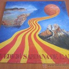 Discos de vinilo: XV EDICIÓ SARDANA DE L`ANY LP ORIGINAL ESPAÑA 1987 SARDANES COBLES MEDITERRANIA I MONTGRINS. Lote 37307772