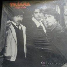 Discos de vinilo: TRIANA LP LLEGO EL DIA. Lote 37312699