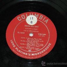 Discos de vinilo: ANTIGUO DISCO DE VINILO, LP DE XAVIER CUGAT, RHUMBA WITH CUGAT - ACERCATE MAS, CACHITA, ED. COLUMBIA. Lote 37324518