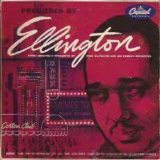 Discos de vinilo: EP-DUKE ELLINGTON-CAPITOL 440-FRANCE-JAZZ-DOBLE. Lote 37335107