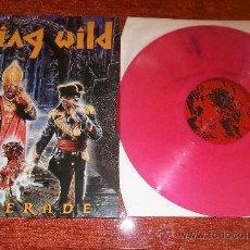 Discos de vinilo: RUNNING WILD MASQUERADE LP. Lote 37335331
