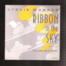 Discos de vinilo: STEVIE WONDER. Lote 37336453