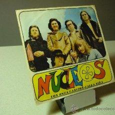 Discos de vinilo: NÚCLEOS CON ESTA CANCIÓN SINGLE. Lote 37339521