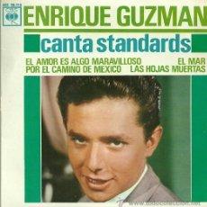Discos de vinilo: ENRIQUE GUZMAN EP SELLO CBS EDITADO EN ESPAÑA AÑO 1963. Lote 37340230