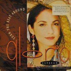 "Discos de vinilo: GLORIA ESTEFAN - TURN THE BEAT AROUND REMIXES - R@RE 4 TRACKS 12"" MAXI 45. Lote 37353160"