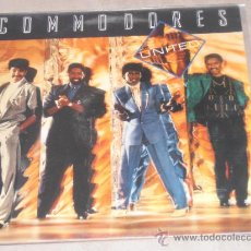 Discos de vinilo: COMMODORES - UNITED - LP. Lote 37355161