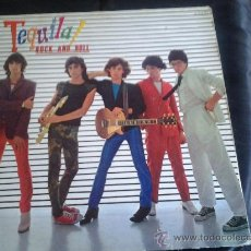 Discos de vinilo: TEQUILA. ROCK AND ROLL. Lote 37361180