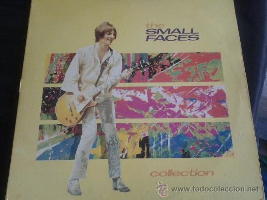SMALL FACES. COLLECTION. DOBLE LP (Música - Discos - LP Vinilo - Pop - Rock Extranjero de los 50 y 60)