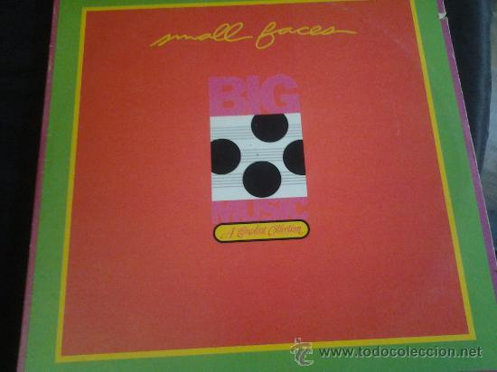 SMALL FACES. A COMPLETE COLLECTION. DOBLE LP (Música - Discos - LP Vinilo - Pop - Rock Extranjero de los 50 y 60)