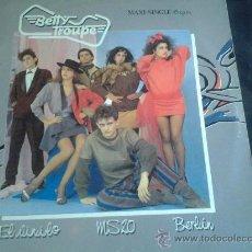 Discos de vinil: BETTY TROUPE. EL VINILO. Lote 37362120