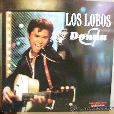 Discos de vinilo: LOS LOBOS --- DONNA - LA BAMBA. Lote 37366760