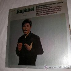 Discos de vinilo: ANTIGUO DISCO LP VINILO RAPHAEL. Lote 37515599