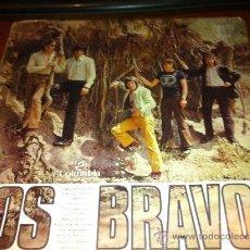 Discos de vinilo: LOS BRAVOS, CIRCULO DE LECTORES - LP 1970 -. Lote 37376746