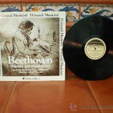 Discos de vinilo: LP DE BEETHOVEN. Lote 37383178