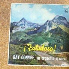 Discos de vinilo: RAY CONNIFF. Lote 37384784
