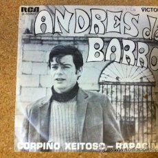 Discos de vinilo: ANDRES DO BARRO. Lote 37384855