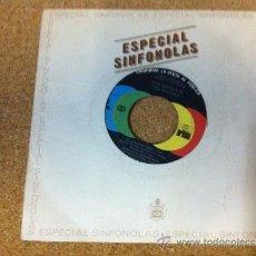 Discos de vinilo: BOB MARLEY THE WAILERS---ESPECIAL SINFONOLAS. Lote 37385373