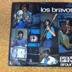 Discos de vinilo: LOS BRAVOS. Lote 37385439