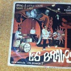 Discos de vinilo: LOS BRAVOS. Lote 37385461