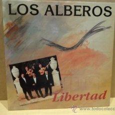 Discos de vinilo: LOS ALBEROS. LIBERTAD. LP PICAP 1992. CALIDAD LUJO . ****/****. Lote 37386895