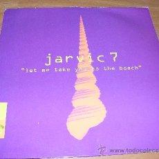 Discos de vinilo: 1 DISCO VINILO - 33 RPM - EP - JARVIC 7 ( LET ME TAKE YOU TO THE BEACH ). Lote 37400671